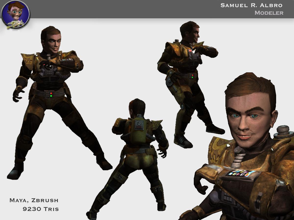 Self Portrait in Space Armor